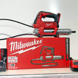 Milwaukee M18™ grease gun kit