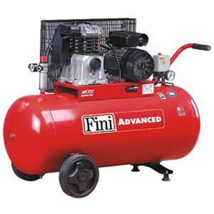MK102 100 2M Fini 2HP 90Lt Air Compressor