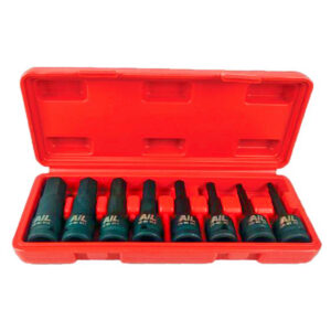 1:2 8pcs Impact Allen Socket Set TPLG010