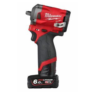 Milwaukee M12 Fuel Impact Wrench 3/8 Kit M12 FIW38-622X