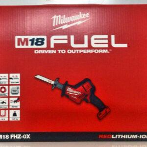 Milwaukee M18 FUEL™ HACKZALL™ M18FHZ-0X