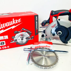 Milwaukee M18™ 55 mm circular saw for wood and plastic HD18 CS-0