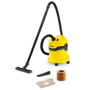 WD 2 vacuum