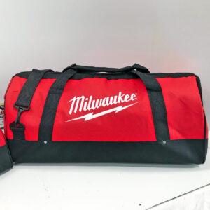 4931411254-Milwaukee Canvas contractors bag